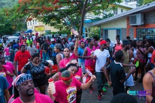 Bequia Carnival