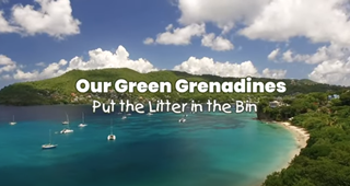 Image from Our Green Grenadines video